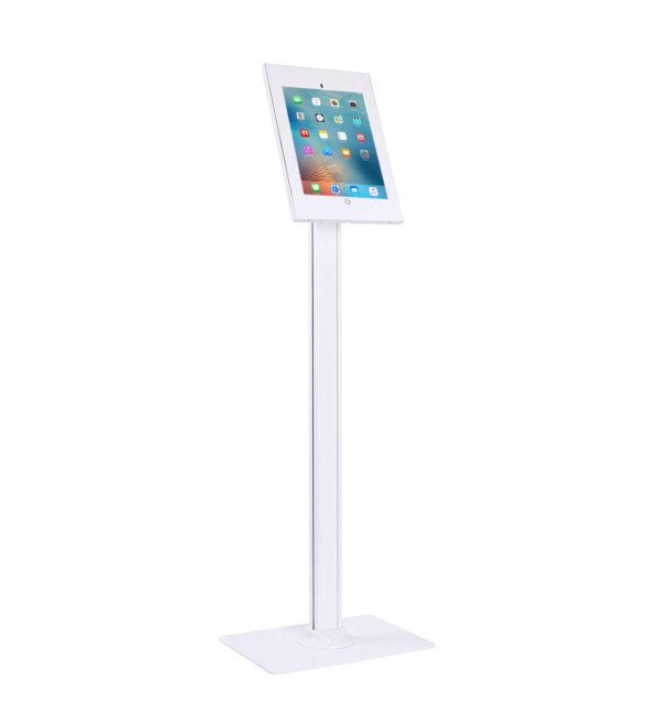 IPP2604LW anti-theft tablet floor stand for iPad Pro 12.9 1st 2nd Gen