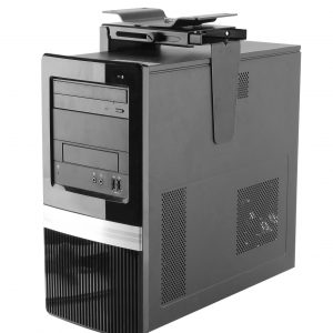 PH6UD Under-desk CPU holder for desktop tower PCs computers