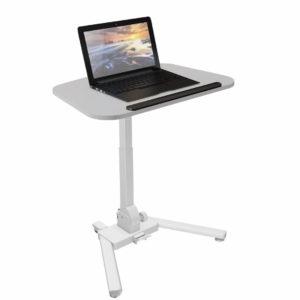 Allcam WST01 folding standing laptop desk lectern