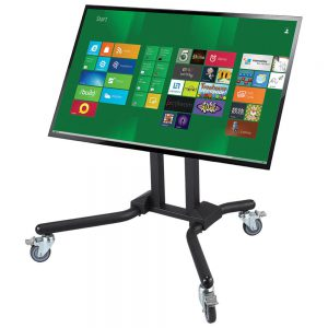 Allcam FS1068 Heavy Duty Trolley for 120-inch Touch Screen