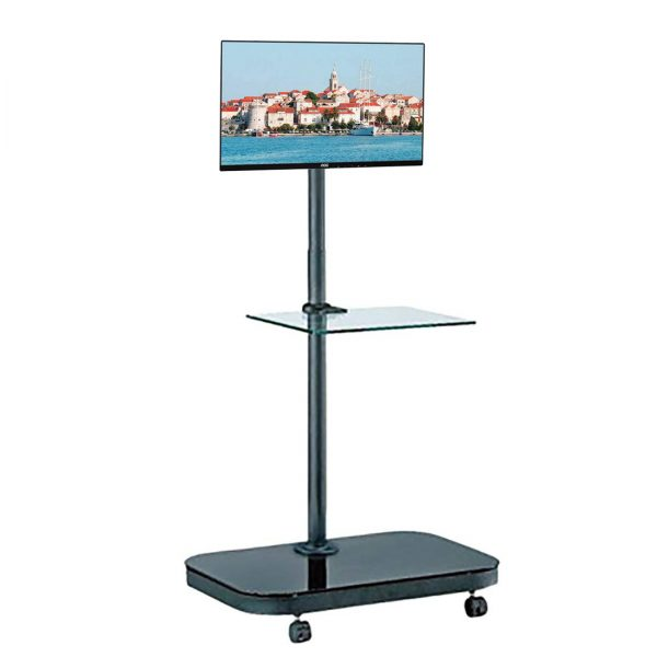 FS940 LCD TV trolley floor stand monitor