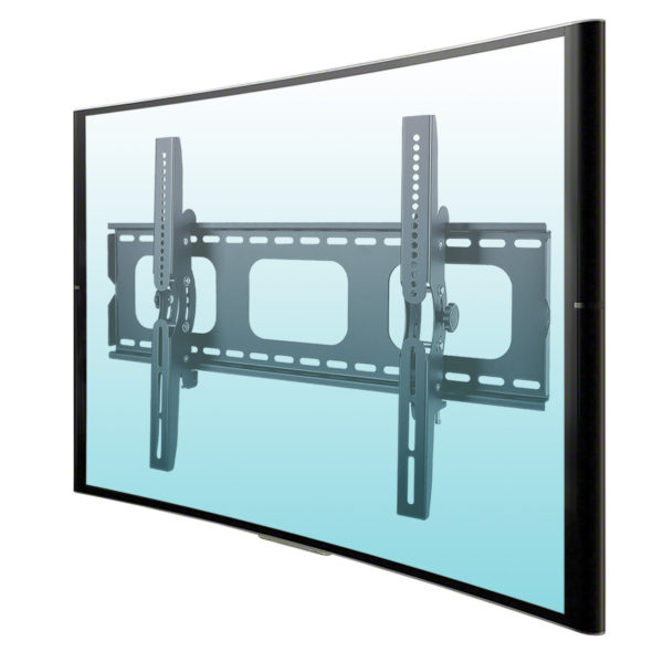 plb103l tilting wall-mount tv bracket heavy duty LCD LED screens