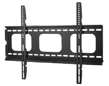 "PLB105S Super Slim 22""-37"" LCD TV Wall Mount Bracket Kit Black"