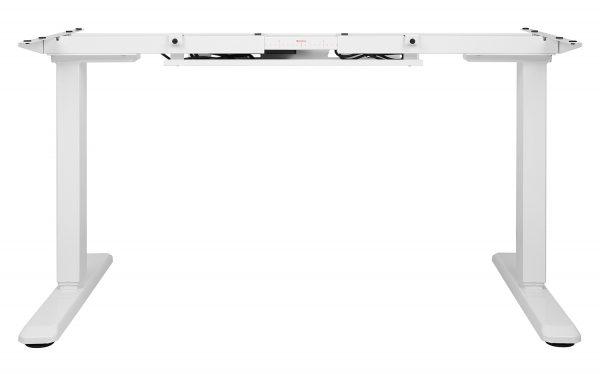 Allcam EDF12D dual motor sit-stand desk telescopic frame
