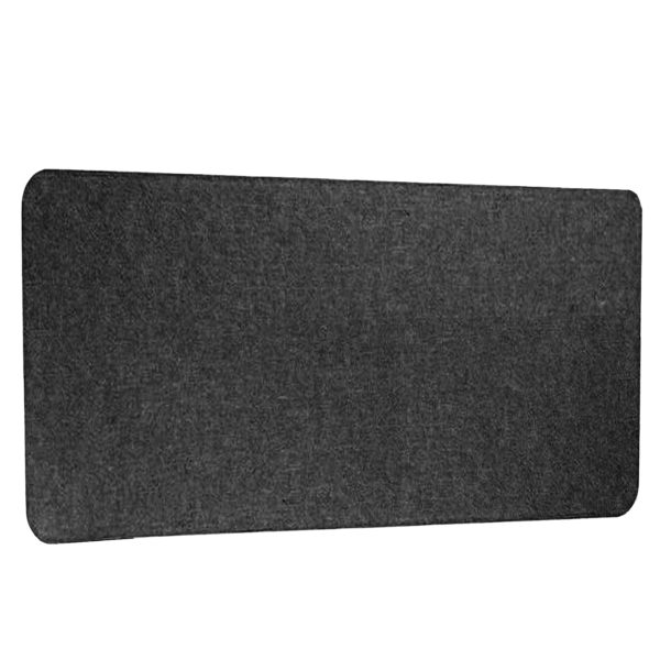 acoustic privacy screens black no mounting bracket