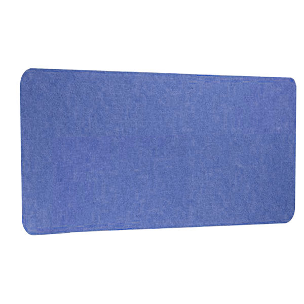 acoustic privacy screens blue no mounting bracket