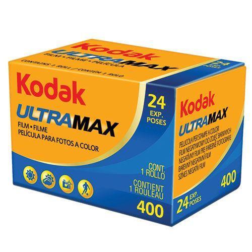 Kodak Ultra GC 400 35mm 24 Exposures Color Negative