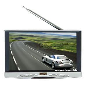 "Lilliput 918GL-90TV 9"" LCD TV/ Monitor 16:9 12V Refurbished"