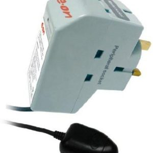 eON TV PowerDown Energy Saving Plug: TV off, all peripherals off
