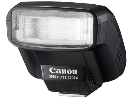 Canon 270EX Speedlite Flash for EOS digital SLR and Powershot G- SX- series Camera