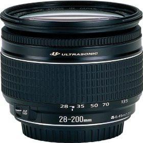 Canon 28-200mm f/3.5-5.6 USM EF AutoFocus Lens