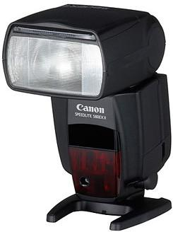 Canon Speedlite 580EX II Flash for EOS Digital SLR Cameras