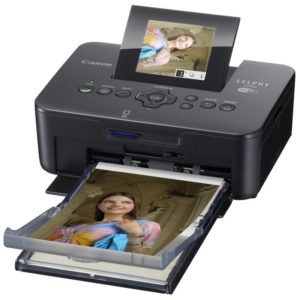 Canon Selphy CP910 Wi-Fi Home / Portable Photo Printer. Print photos wirelessly from your Smartphone, iPad, iPhone or Tablet PC.