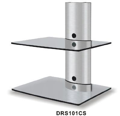 DRS102CS DVD Player/Amplifier/Speaker Wall Mount Bracket/Shelves