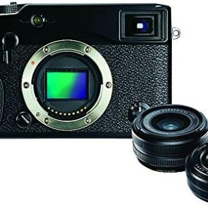 Fuji XPro 1 CSC Digital Camera+Twin Lens Kits 18mm f2.0 & 27mm f2.8 Lens