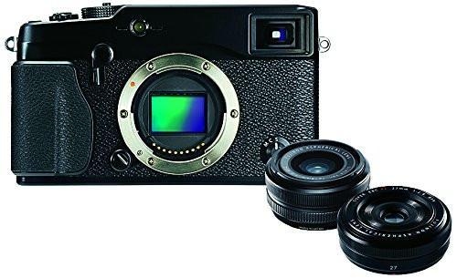 Fuji XPro 1 CSC Digital Camera+Twin Lens Kits 18mm f2.0 & 27mm f2.8 Lens