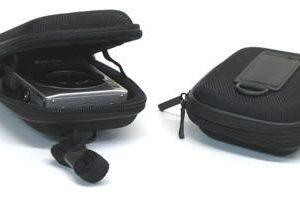 Small Hard Camera Case for Compact Digital Cameras Sony Canon Nikon