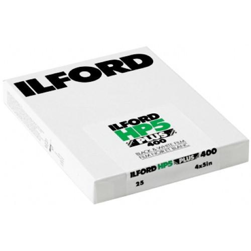 Ilford HP5 Plus 400 Large Format 4x5 B&W Negative Film (25)