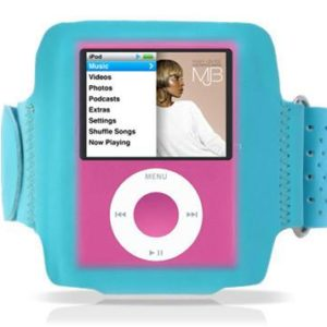 iPod Nano III Armband in Blue for iPod Nano 3rd Generation