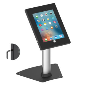 IPA1204 anti theft ipad desk table stand