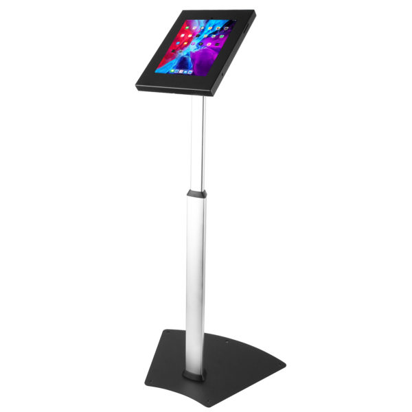 Allcam IPA1205FL 10.2 10.5 iPad Air pro floor kiosk stands anti-theft steel security