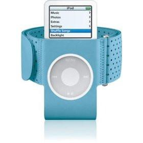 iPod Nano Armband in Blue for iPod Nano II/ 2nd Generation