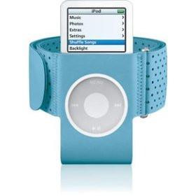 iPod Nano Armband in Blue for iPod Nano II/ 2nd Generation