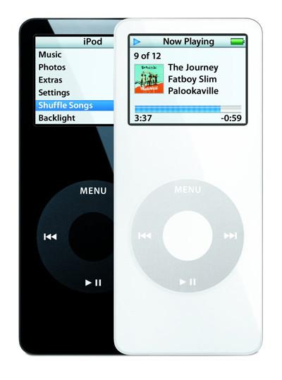 iPod Nano 4GB Black New