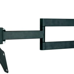 Allcam L293SS Swivel Arms TV Wall Bracket Universal for 19, 22, 24, 27, 32 -inch LCD/LED TVs VESA 200 (new 2014)