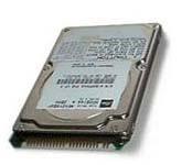 "Hitachi 40 GB 9.5mm 2.5"" laptop hard drive"