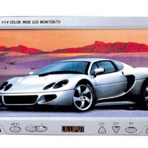 "Lilliput 318GL 7"" Portable LCD 12V 2-Channel Video Monitor"