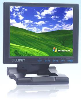 """Lilliput FA1046 10.4"""" HD LCD Monitor VGA w/ DVI, HDMI & RCA Composite"""