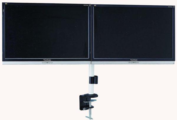mdm05 for 2x LCD 6kg Tilt_Swivel_Rotate_