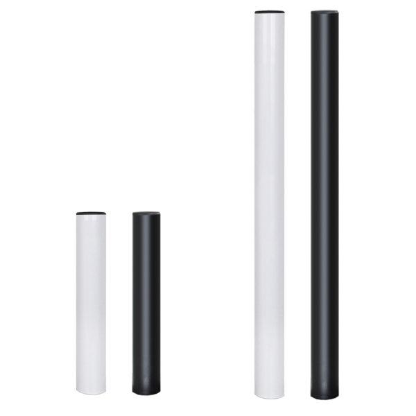 MDM10-series pole module height variation tall short options