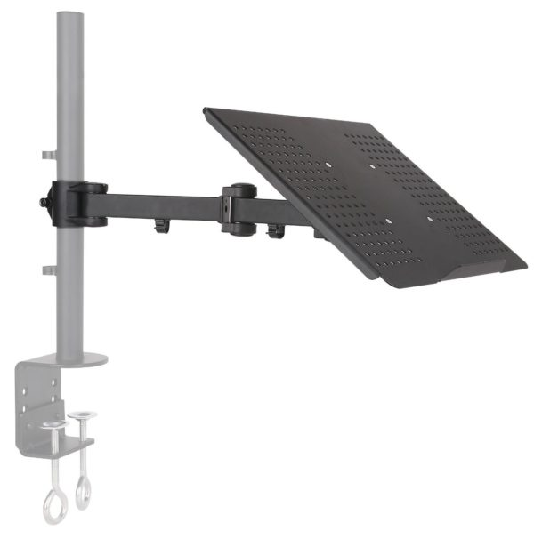 Laptop/iPad Tablet Tray attachment for MDM10- & MMS10- series VESA Monitor Arm Stands