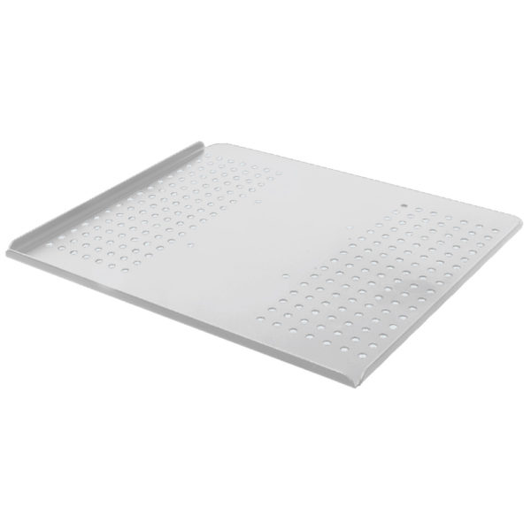 white laptop tray vesa 100x100 for LCD monitor arms stands
