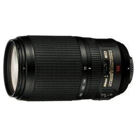 Nikkor AF-S 70-300mm f/4.5-5.6 VR Lens for Nikon Digital SLR Cameras