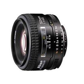 Nikkor AF 50mm F/1.4D Lens for Nikon Digital SLR Cameras