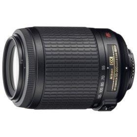 Nikon AF-S 55-200mm f/4-5.6 G VR DX Telephoto Zoom Nikkor Lens for Digital SLR