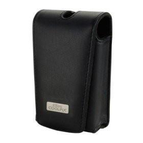 Nikon CPS50c Leather Carry Case for Nikon S7c, S50c, S51, S51C, S200, S210 Digital Camera