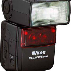Nikon SB-600 Speedlight Flashgun SB600 Hot-Shoe Clip-On Flash