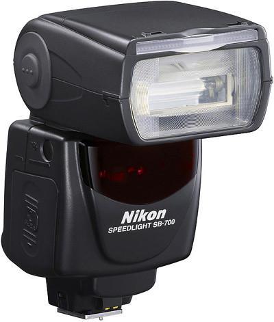 Nikon SB700 Speedlight Flashgun SB-700 Hot-Shoe Clip-On Flash