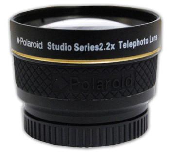 Polaroid 2.2x Extender for 58mm filter-sized Digital SLR Lens (telephoto converter)