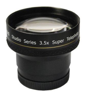 Polaroid 3.5x Extender for 52/58mm filter-sized Digital SLR Lens (telephoto adapter)