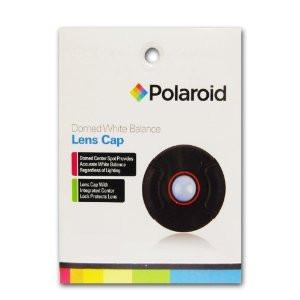 Polaroid White Balance Lens Cap 58mm Domed