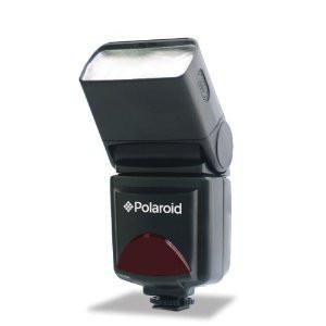Polaroid PL-126PZ Digital TTL Flash for Nikon Digital SLR Cameras