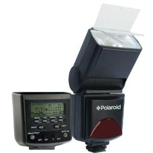 Polaroid PL-144AZ Digital TTL Power Zoom Flash for Nikon Digital SLR Cameras