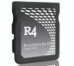 R4DS Nintendo DS Lite R4 Revolution Version 2 Super Card