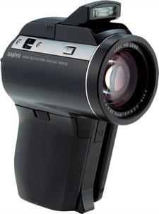 Sanyo VPC-HD1000 Digital Camera/ Full HD Camcorder Zoom Black Refurbished