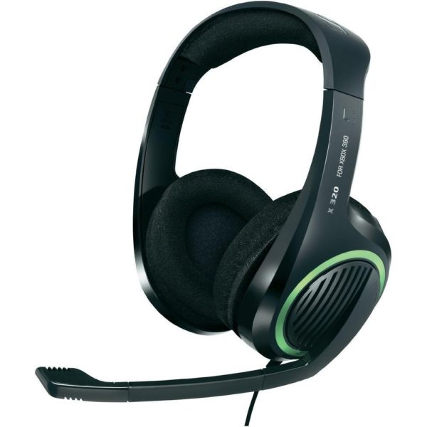 Sennheiser X320 Noise Cancelling headset microphone for Xbox 360 Live Voice Chat